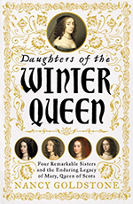Daughters of the Winter Queen UK cover