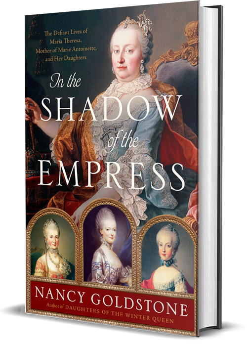 In the Shadow of the Empress by Nancy Goldstone
