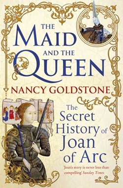 The Maid and the Queen UK Cover